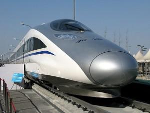 CRH380A和諧号,CIT400B高速総合検測列車(3/10)