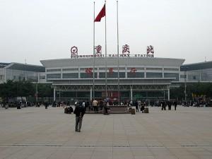 D5107次(4/14:重慶北-成都):和諧号―大熊猫基地
