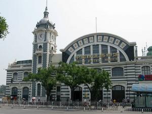 中国鉄道博物館正陽門館