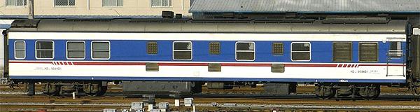 KD25K型客車