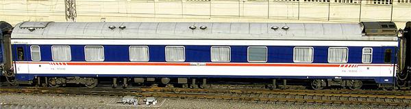 RW19K型客車
