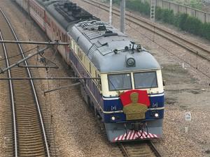 G4次(7/1:上海虹橋-北京南):京滬高速鉄道