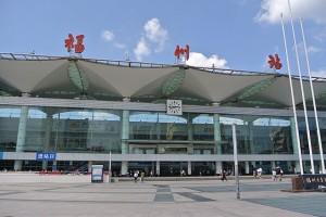 K164次(7/20:福州-上海南)