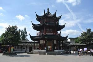 D322次(7/21:上海-北京)―七宝古鎮