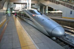 G501/G1147次(4/6:北京西-武漢-広州南)