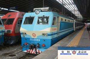 T87次(5/11北京西-長沙)―長沙撮り鉄