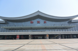 G551次(10/24衡陽東-広州南)―王聖堂
