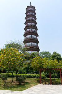 赤崗塔―広州海珠トラム(広州塔-万勝囲)