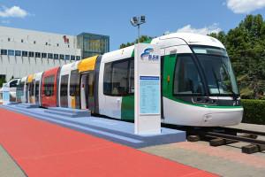 2015北京国際城市軌道交通展覧会