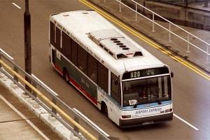 香港の中華巴士が運行終了