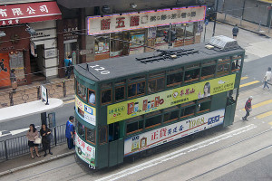電車全景遊 Tram Oramic Tour(3/6)