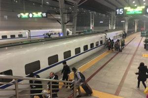 D901次(12/3:北京西-深圳北)~香港鉄路博物館