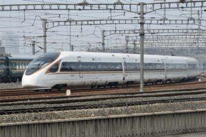 CR400BF「復興号」(7/1:万芳橋)
