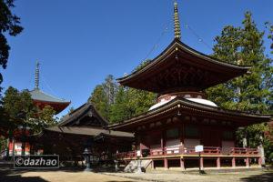 (10/19-21)GO TO高野山奈良・二日目