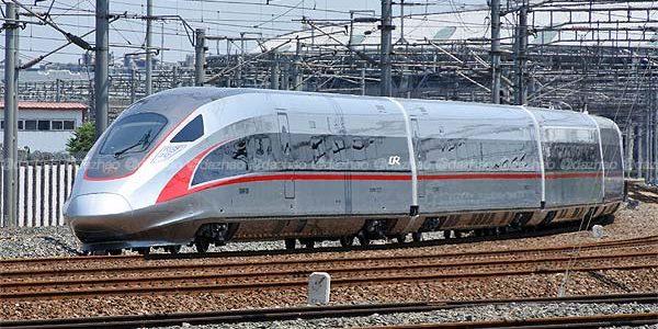 CR400AF「復興号」運行初日(6/26:万芳橋)