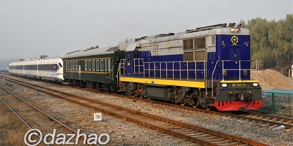 CRH6F-A-0003編成回送(11/21)