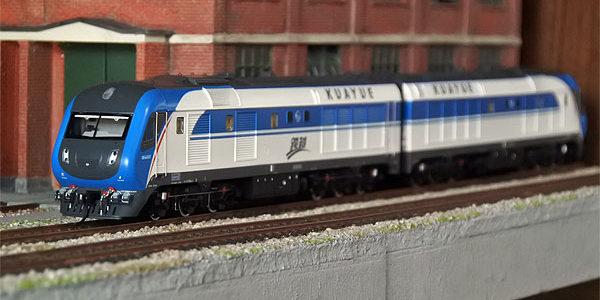 紅星模型・DF11G