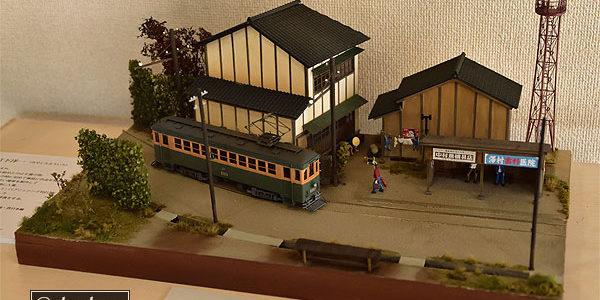 (4/13)鉄道模型アートマルシェから高尾山マルシェ