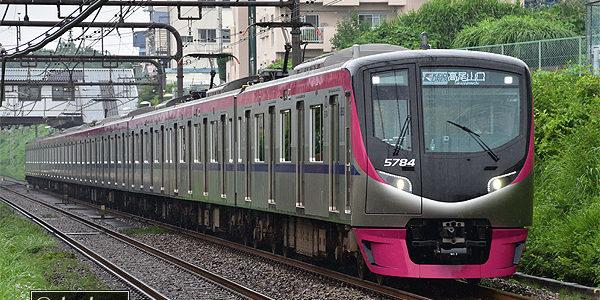 (7/13)5734F京王ライナー87号