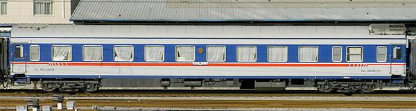 RW25K型客車