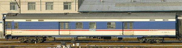 UZ25K型客車