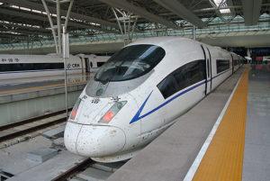 G116/G18次(8/11:上海虹橋-南京南-北京南)