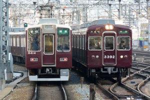 番外編:阪急京都線十三駅(3/4)