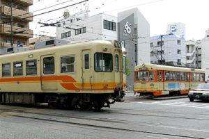 勝手に便乗企画:伊予鉄道