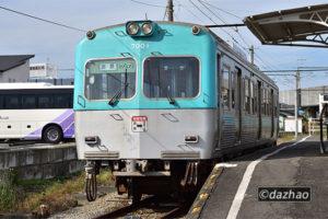 (11/17)岳南電車7000形