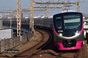 (1/13)運行開始2日目の5736Fと9746F鉄道探偵HM
