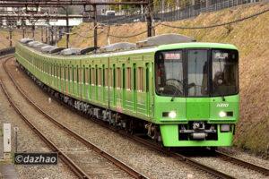 (1/25)8713F高尾山トレイン