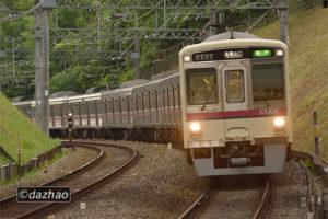 (6/27)7727F高尾急行